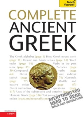 Complete Ancient Greek: Teach Yourself