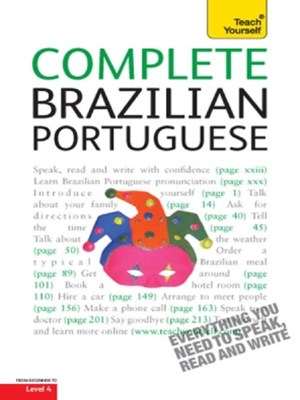 Complete Brazilian Portuguese: Teach Yourself