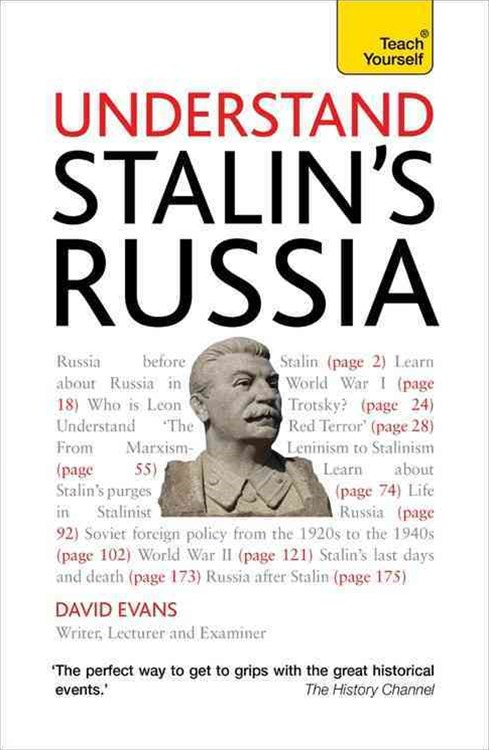 Understand Stalin's Russia: Teach Yourself
