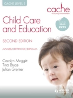 (ebook) CACHE Level 3 Child Care and Education, 2nd Edition