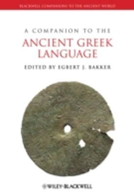 Companion to the Ancient Greek Language
