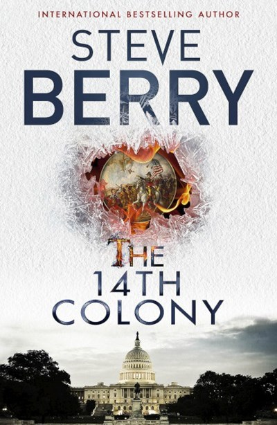 The 14th Colony (Cotton Malone Book 11)