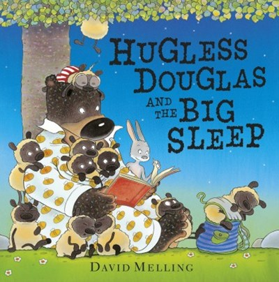 Hugless Douglas: Hugless Douglas and the Big Sleep