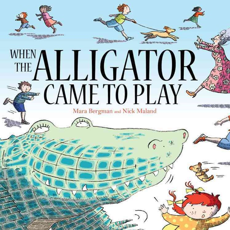 When the Alligator Came to Play