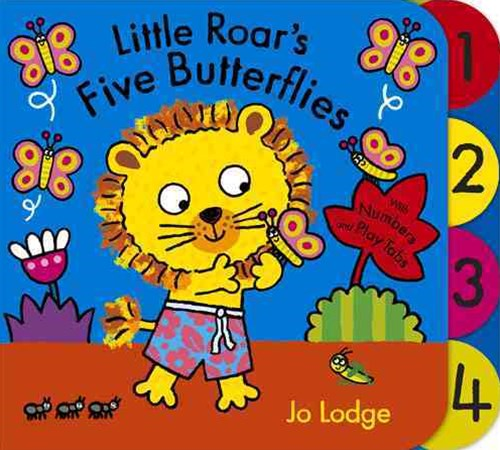 Little Roar: Little Roar's Five Butterflies
