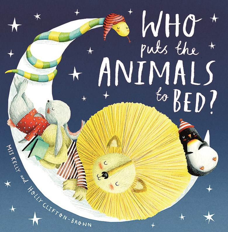 Who Puts the Animals to Bed? Who Puts the Animals to Bed?
