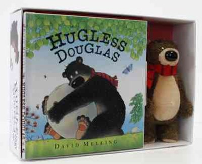 Hugless Douglas Box Set (Book and Plush Toy)