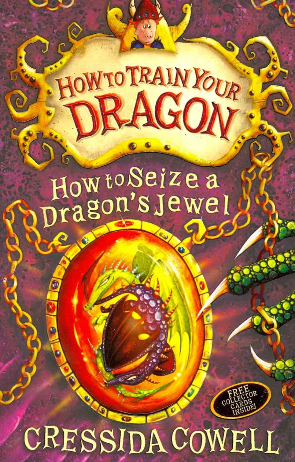 How To Train Your Dragon 10 How to Seize a Dragon's Jewel
