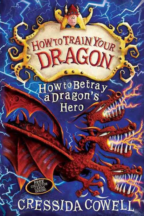 How To Train Your Dragon 11 How to Betray a Dragon's Hero