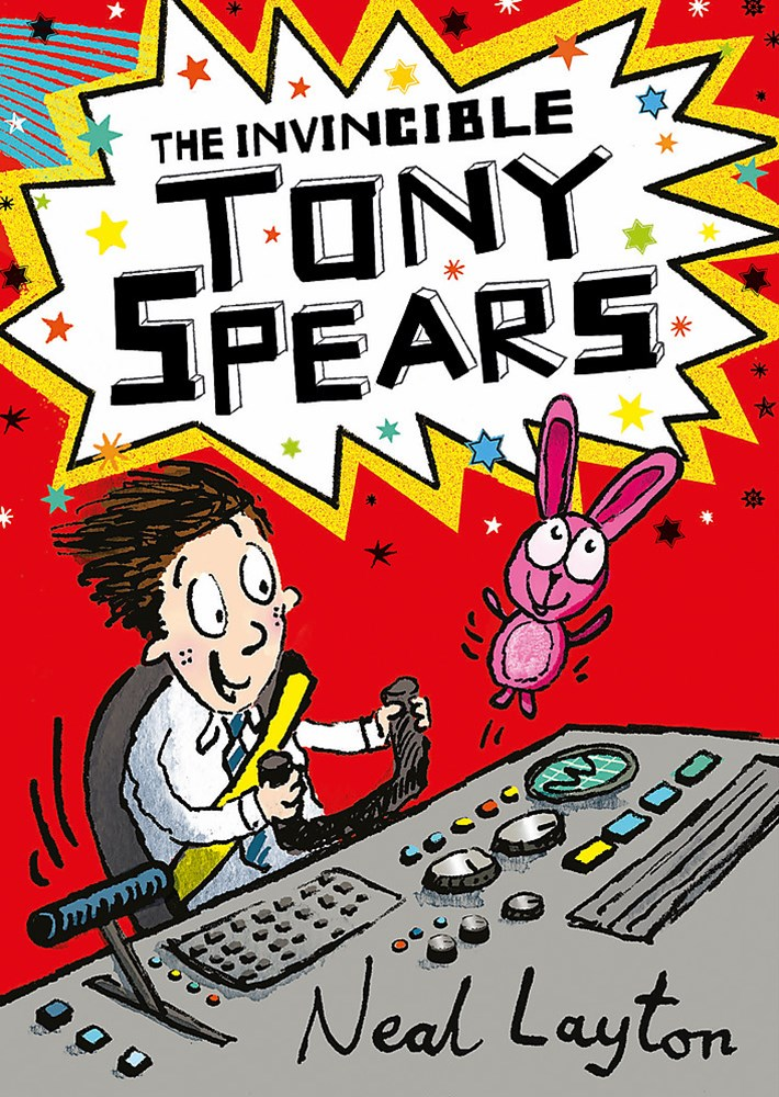 Tony Spears: The Invincible Tony Spears