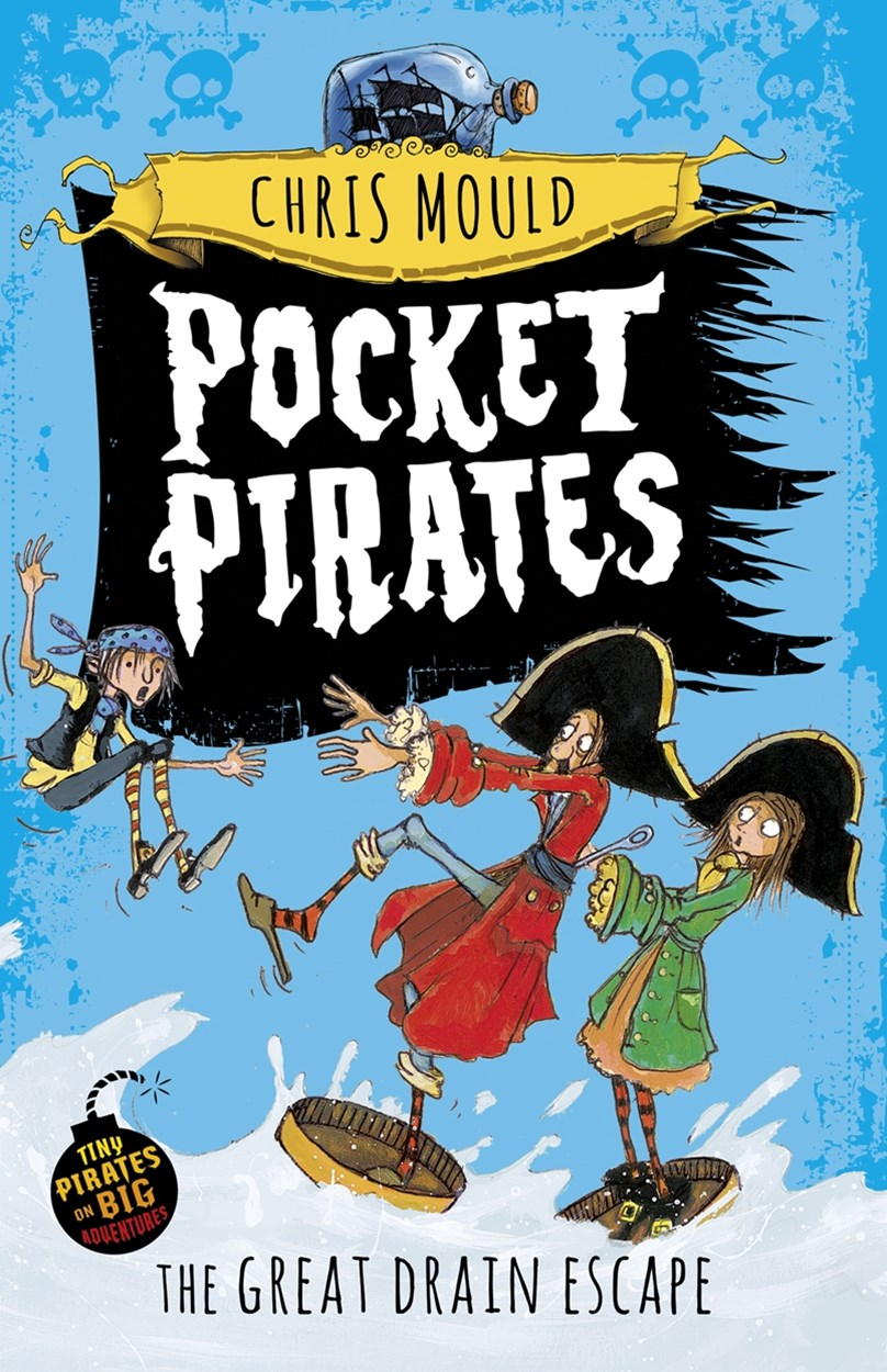 Pocket Pirates: The Great Drain Escape