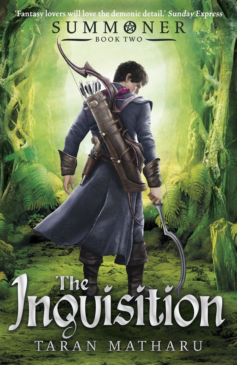 Summoner: The Inquisition