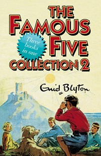 The Famous Five Collection 2 by Enid Blyton, Mary McQuillan (9781444924848) - PaperBack - Children's Fiction Intermediate (5-7)