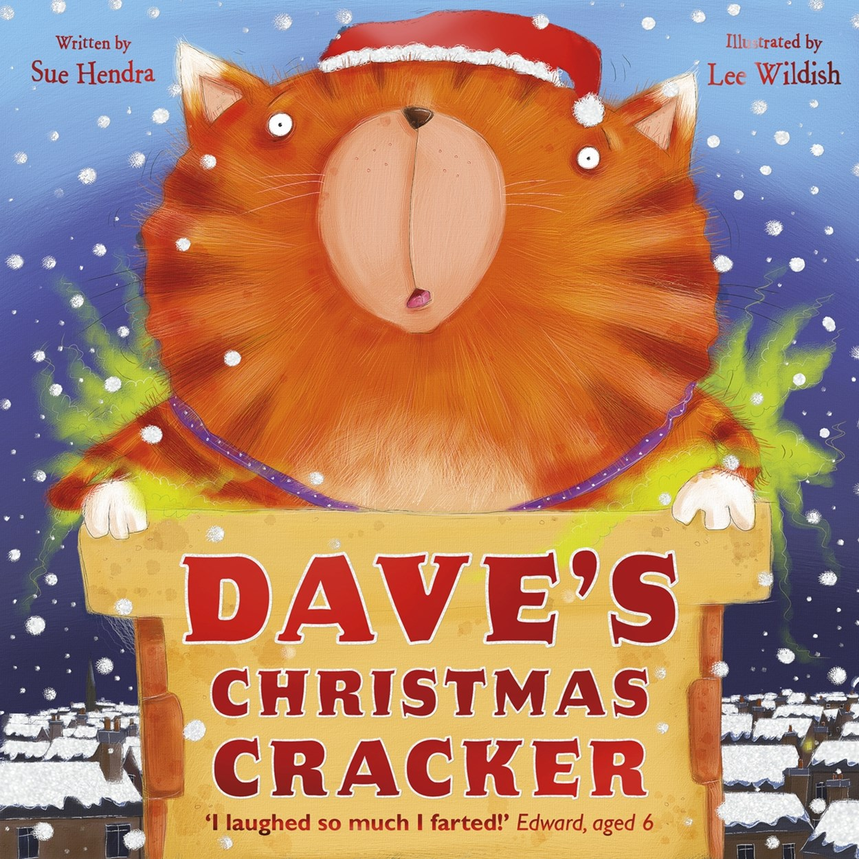 Dave: Dave's Christmas Cracker