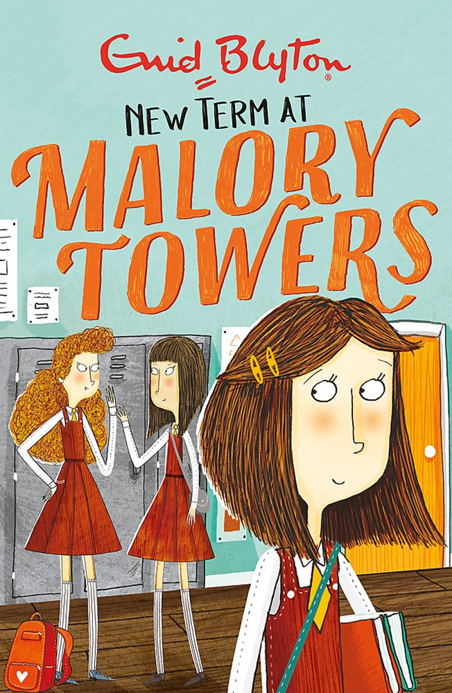 Malory Towers: New Term