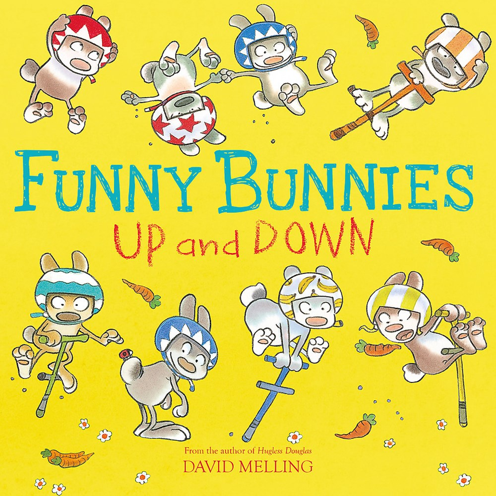 Funny Bunnies: Up and Down