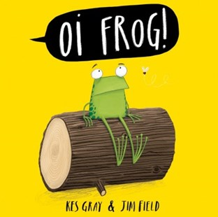 Oi Frog! - Children's Fiction Early Readers (0-4)