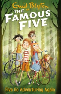 Famous Five: Five Go Adventuring Again by Enid Blyton (9781444935035) - PaperBack - Children's Fiction Intermediate (5-7)