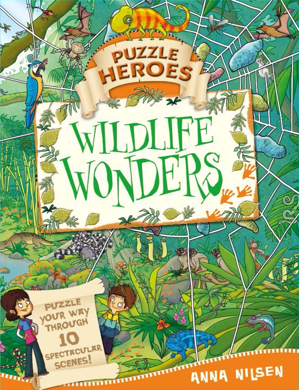 Puzzle Heroes: Wildlife Wonders