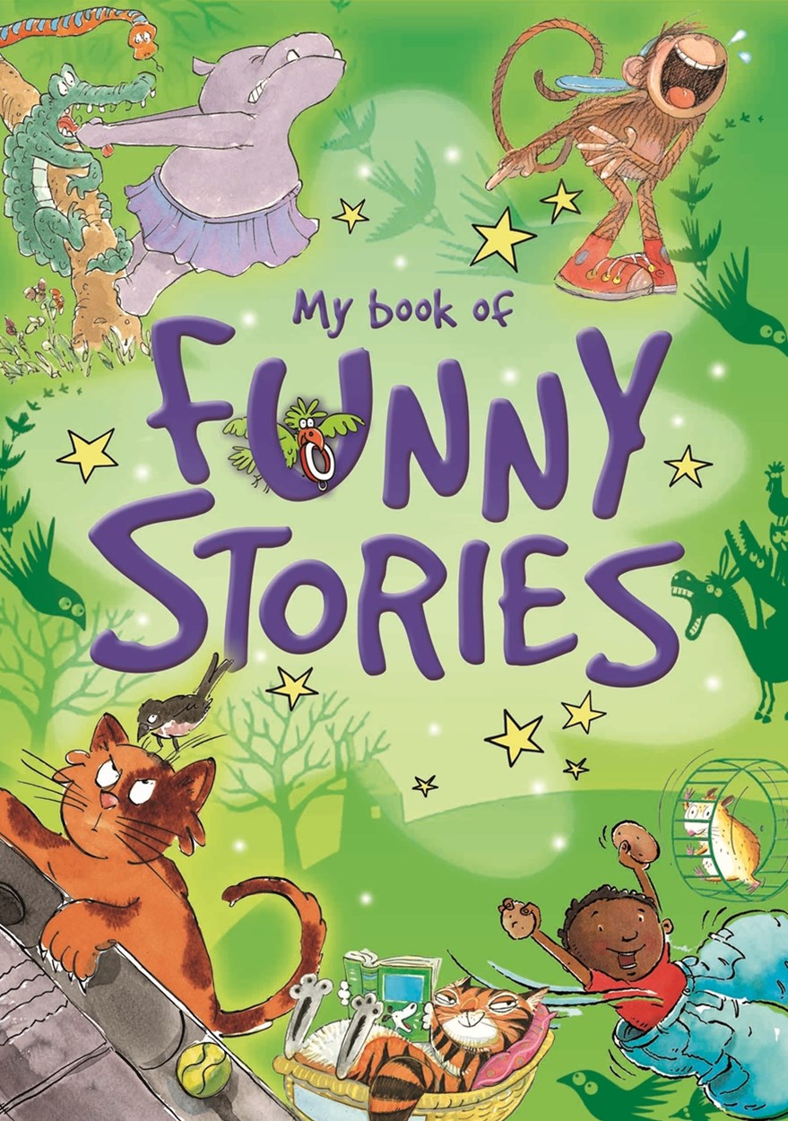 My book of: Funny Stories