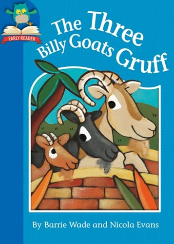 Must Know Stories: Level 1: The Three Billy Goats Gruff