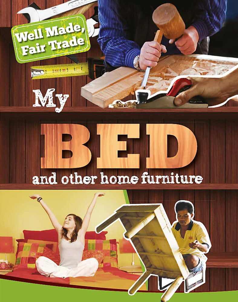 Well Made, Fair Trade: My Bed and Other Home Essentials
