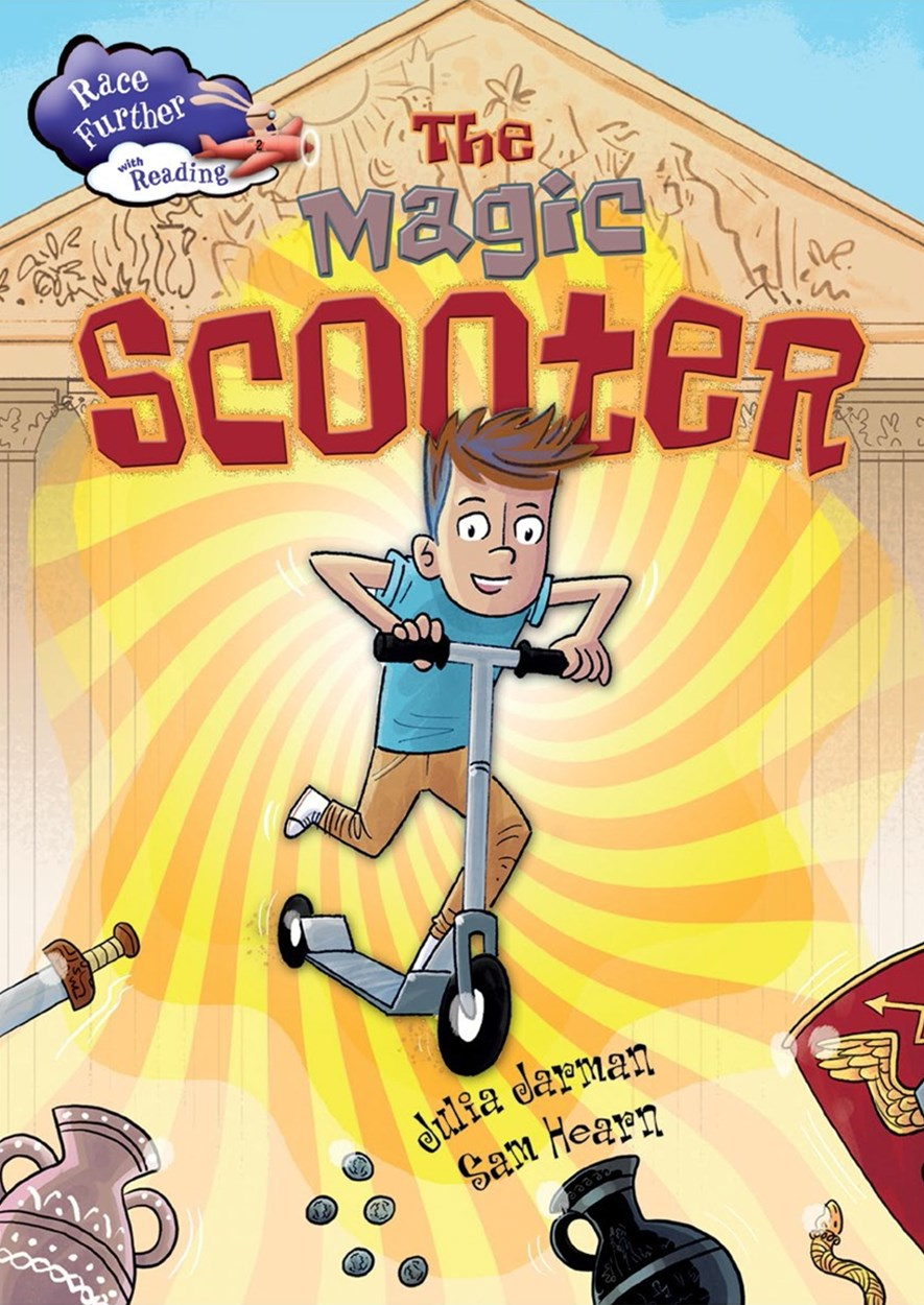 Race Further with Reading: The Magic Scooter