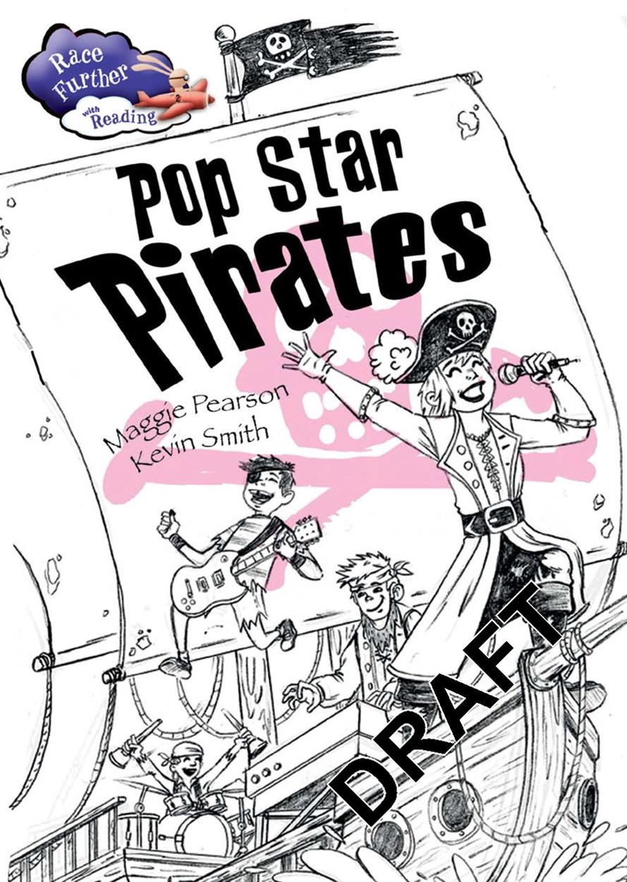Race Further with Reading: The Pop Star Pirates