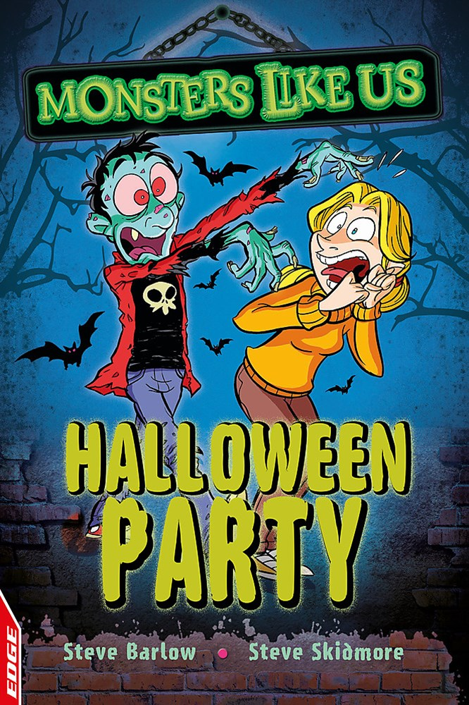 EDGE: Monsters Like Us: Halloween Party