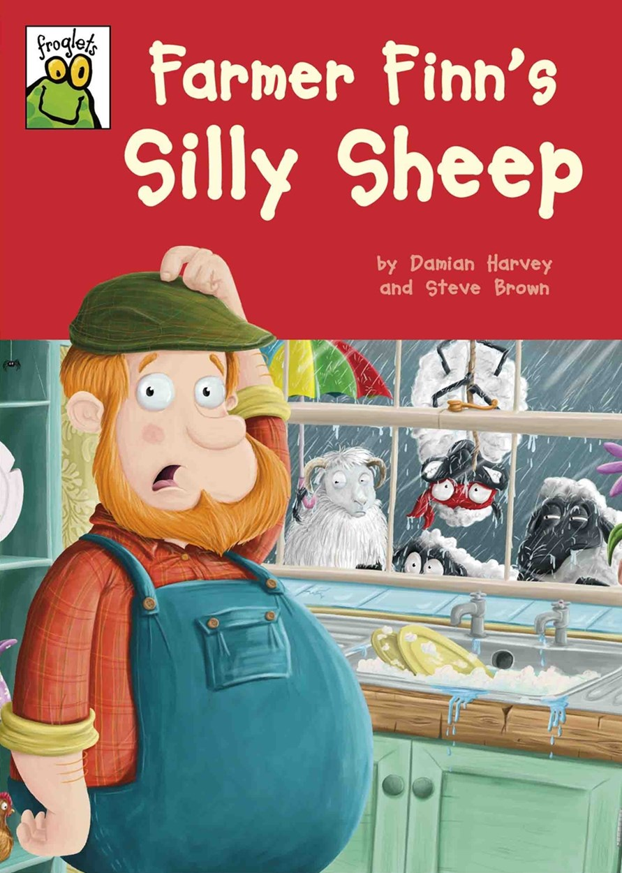 Froglets: Farmer Finn's Silly Sheep