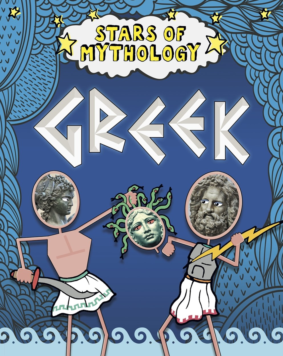 Stars of Mythology: Greek