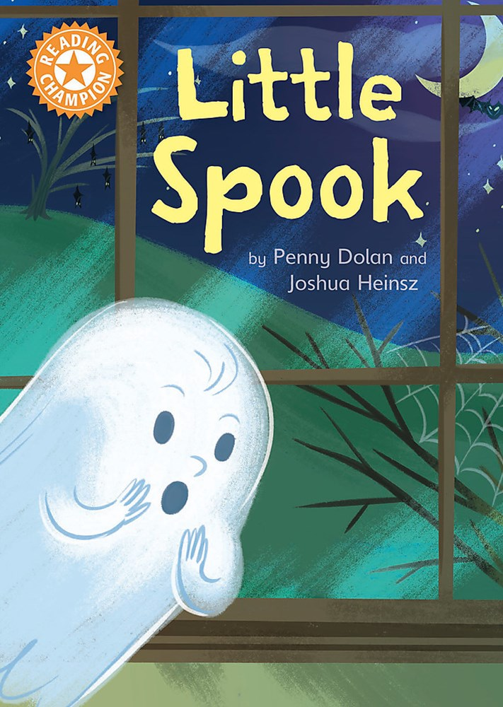 Reading Champion: Little Spook