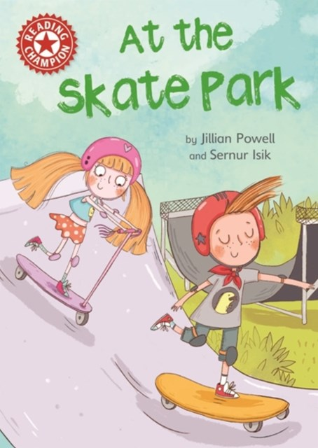 Reading Champion: At the Skate Park