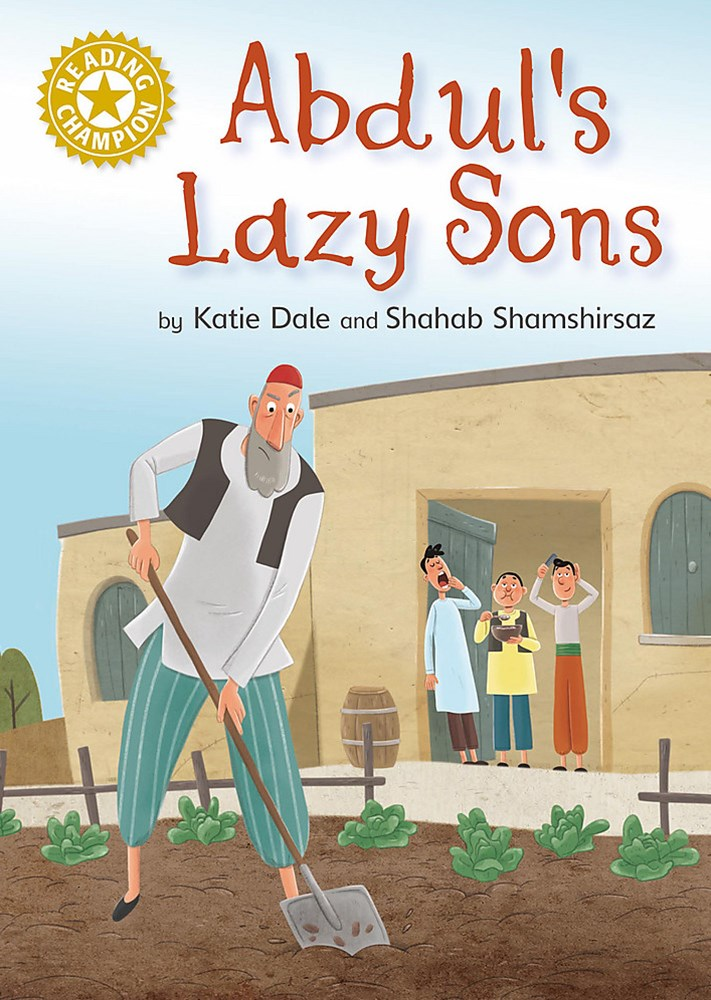 Reading Champion: Abdul's Lazy Sons