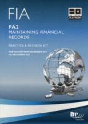 FIA Maintaining Financial Records - FA2 - Kit