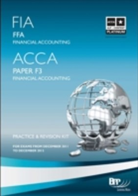 FIA  Foundations of Financial Accounting - FFA -Kit