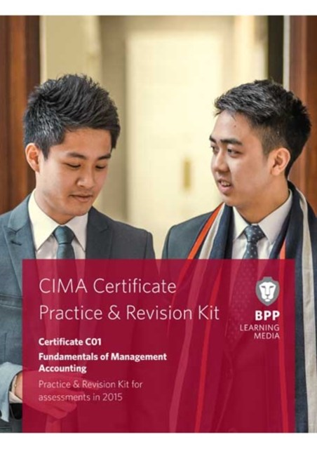 CIMA Fundamentals of Management Accounting