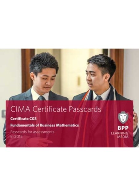 CIMA Fundamentals of Business Mathematics