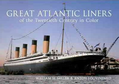 Atlantic Liners in Colour