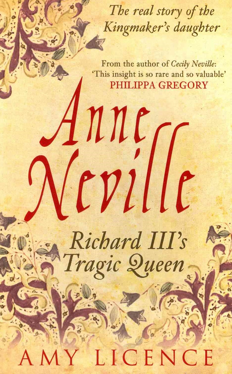 Anne Neville Richard III's Tragic Queen