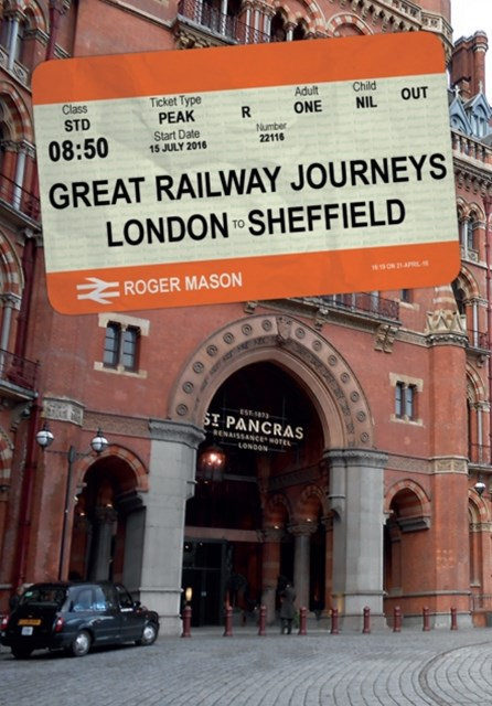(ebook) Great Railway Journeys: London to Sheffield