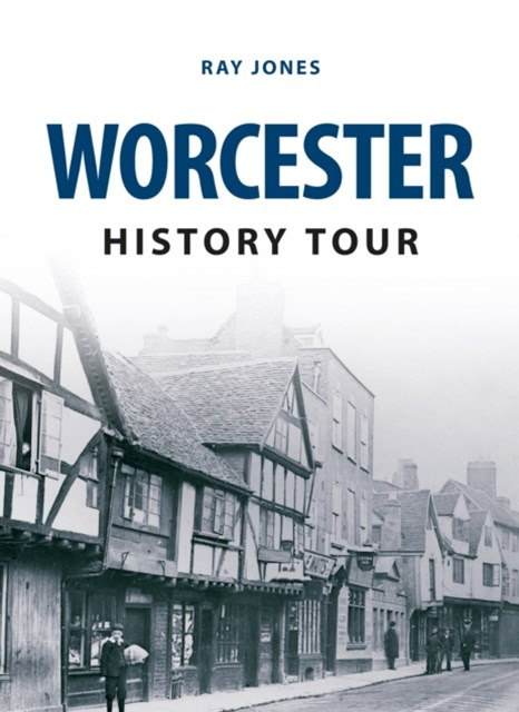 (ebook) Worcester History Tour
