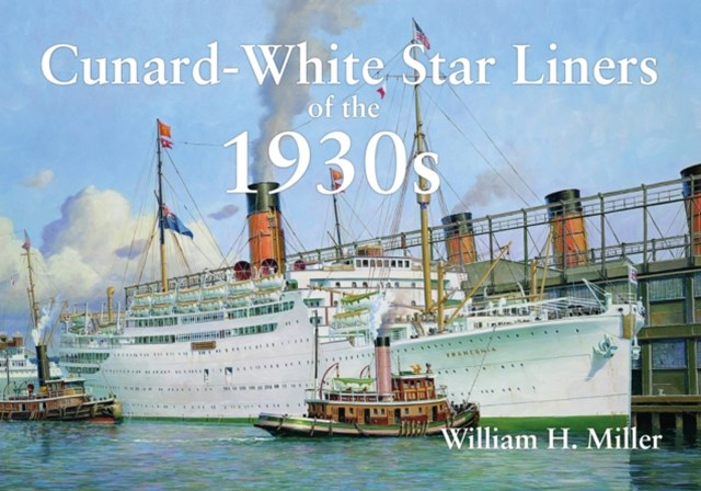(ebook) Cunard-White Star Liners of the 1930s