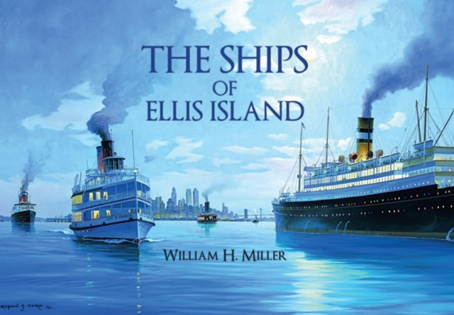 (ebook) Ships of Ellis Island