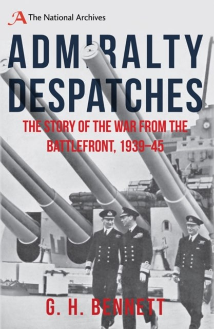 (ebook) Admiralty Despatches