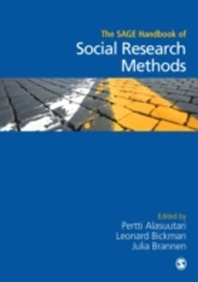 SAGE Handbook of Social Research Methods