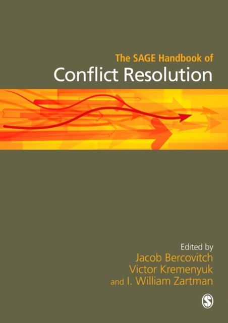 (ebook) SAGE Handbook of Conflict Resolution