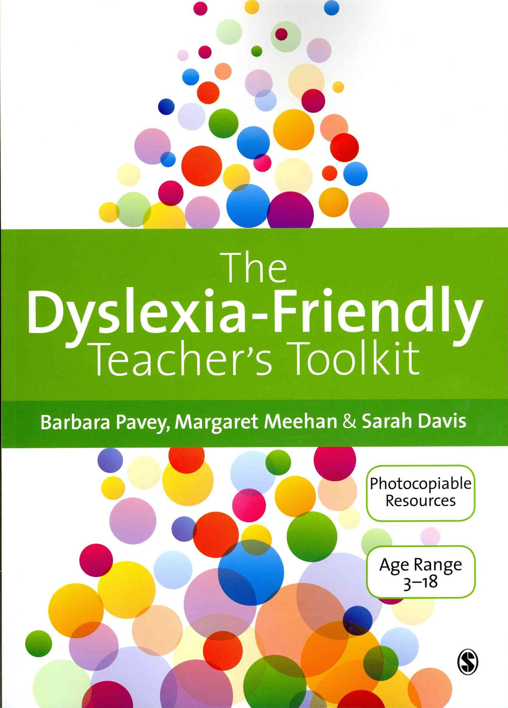 Dyslexia-Friendly Teacher's Toolkit