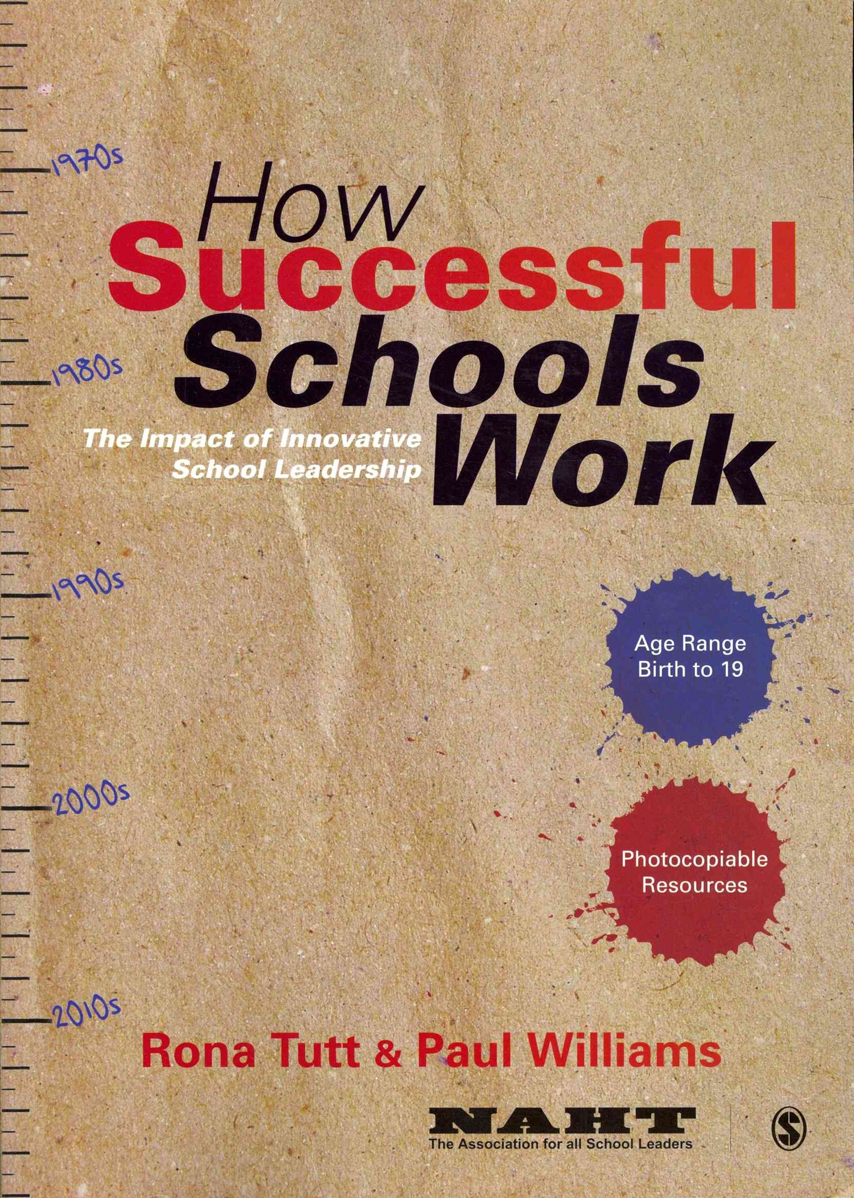 How Successful Schools Work