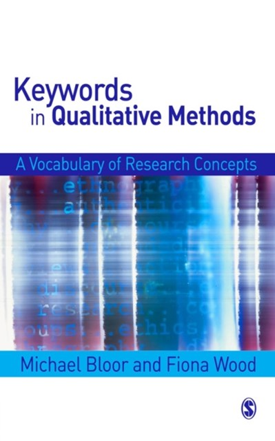 Keywords in Qualitative Methods